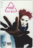 hide with Spread Beaver クオカード500