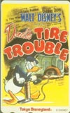Donald's TIRE TROUBLE TDL